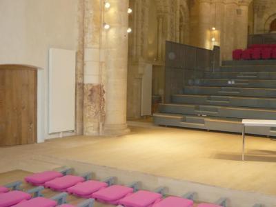 Chapelle des Augustins à Poitiers