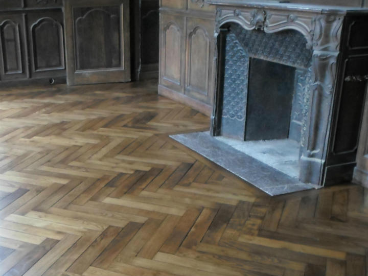 R novation et entretien de parquets le parqueteur vend en for Parquet renovation